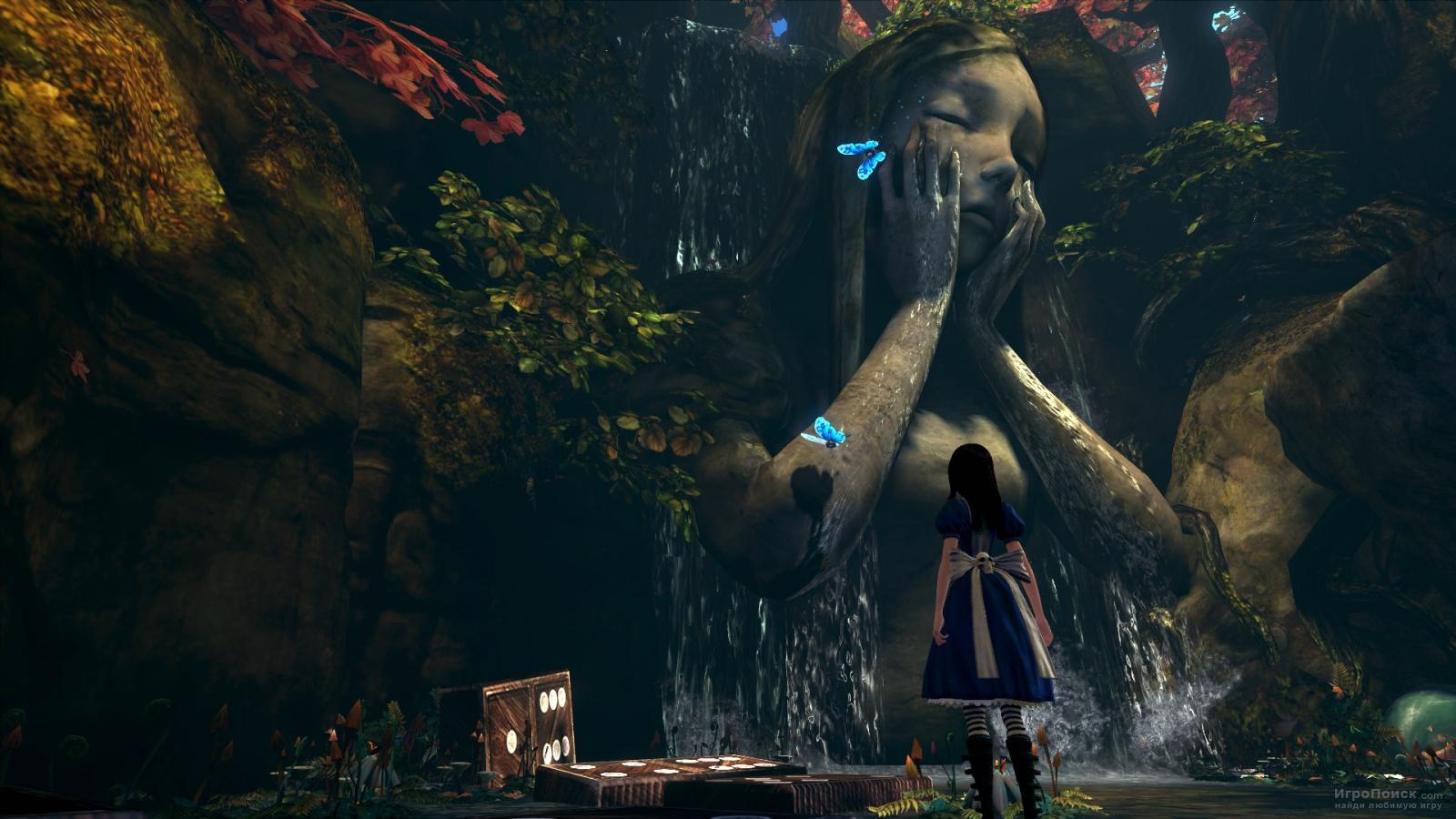 Скриншот к игре Alice: Madness Returns