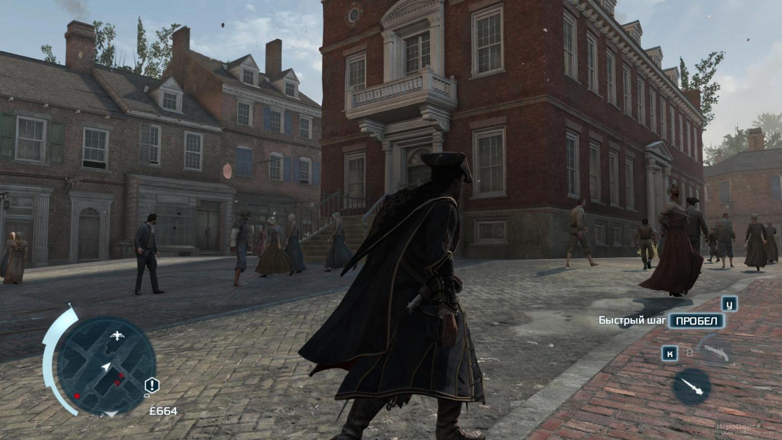 Скриншот к игре Assassin's Creed III