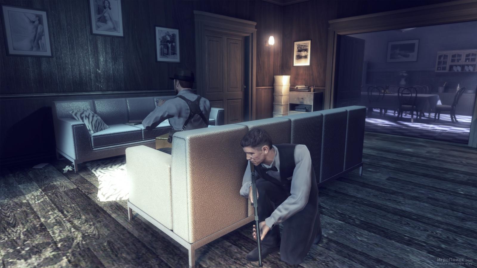 Скриншот к игре Alekhine's Gun