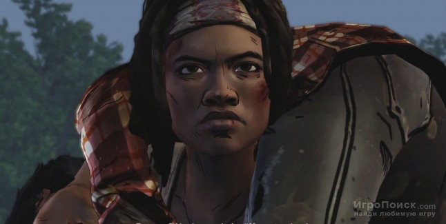 Скриншот к игре The Walking Dead: Michonne Episode 1