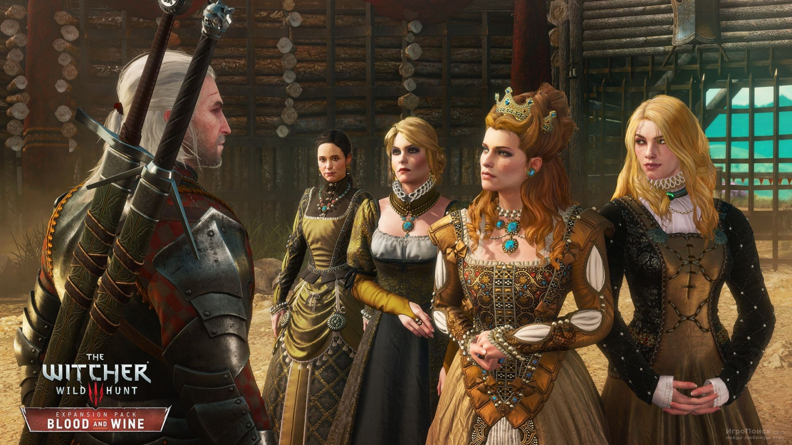 Скриншот к игре The Witcher 3: Wild Hunt - Blood and Wine