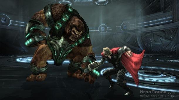 Скриншот к игре Thor: God of Thunder