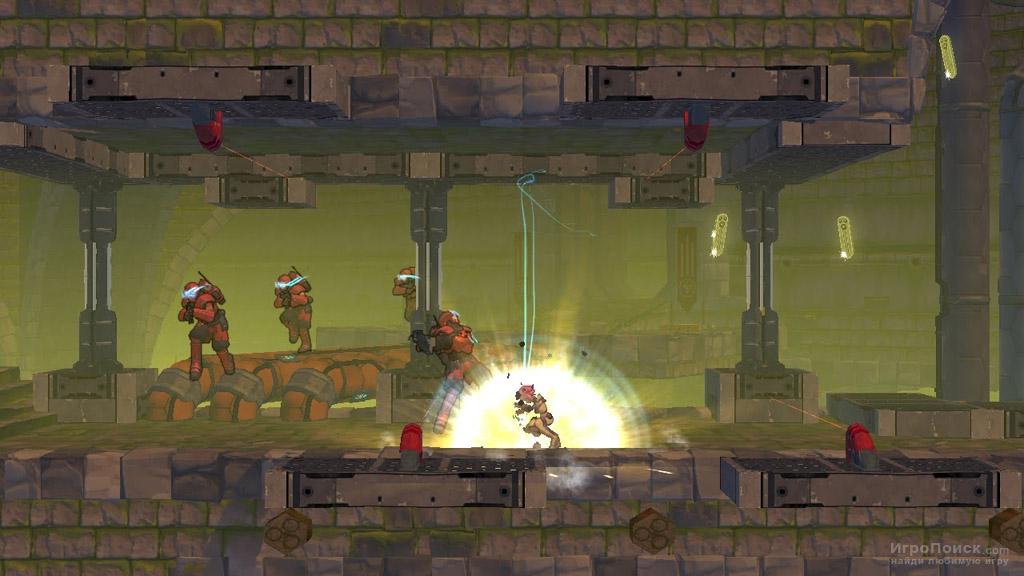 Скриншот к игре Blade Kitten