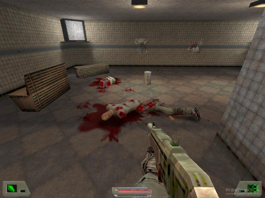 Скриншот к игре Soldier of Fortune