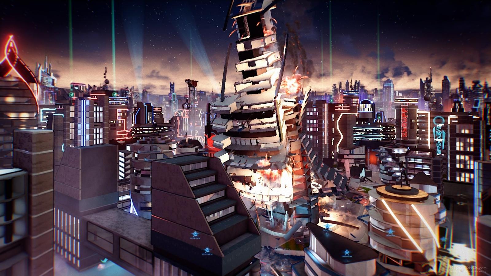 Скриншот к игре Crackdown 3