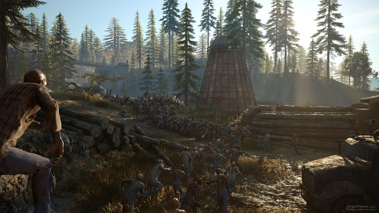 Скриншот к игре DAYS GONE