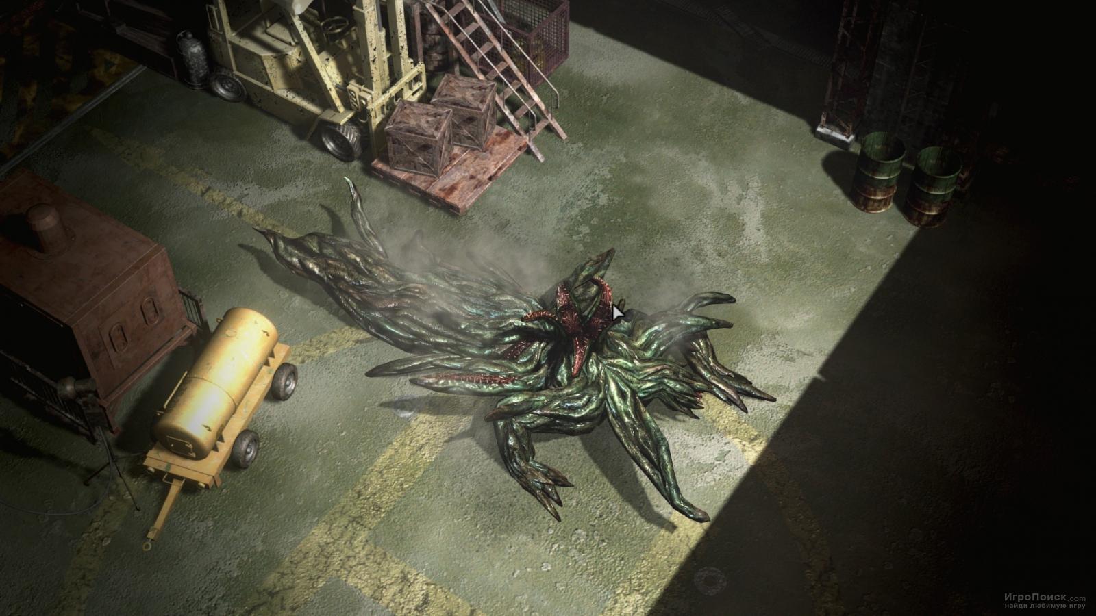 Скриншот к игре Resident Evil Zero