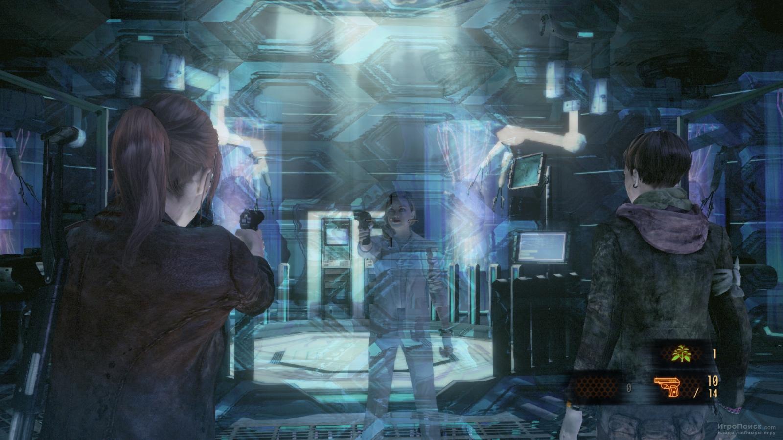 Скриншот к игре Resident Evil Revelations 2