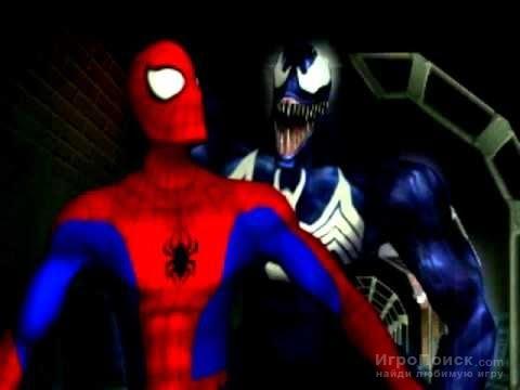Скриншот к игре Spider-Man