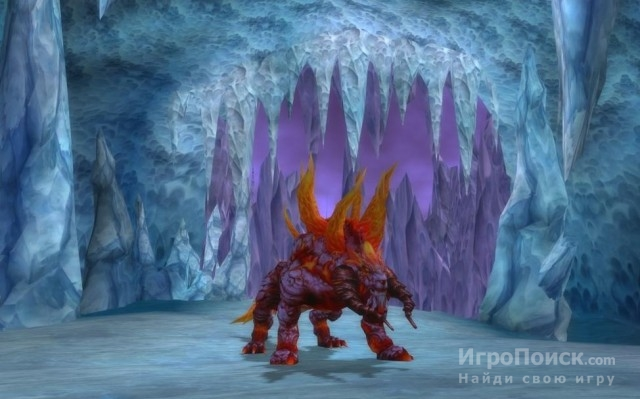 Скриншот к игре Runes of Magic