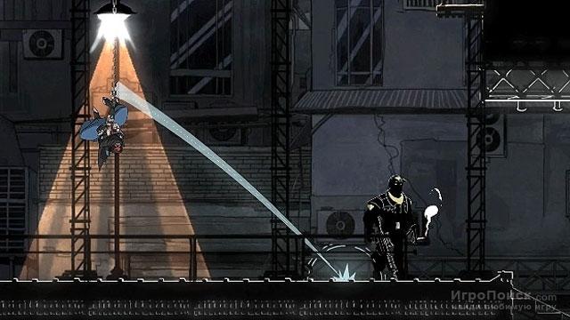 Скриншот к игре Mark of the Ninja