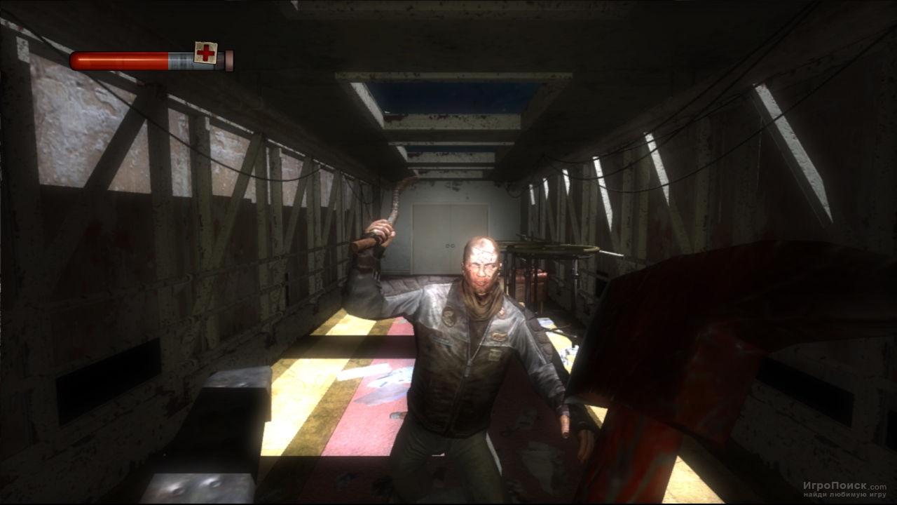 Скриншот к игре Condemned: Criminal Origins