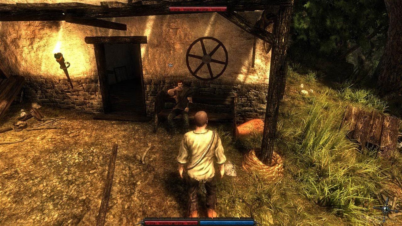 Скриншот к игре Risen