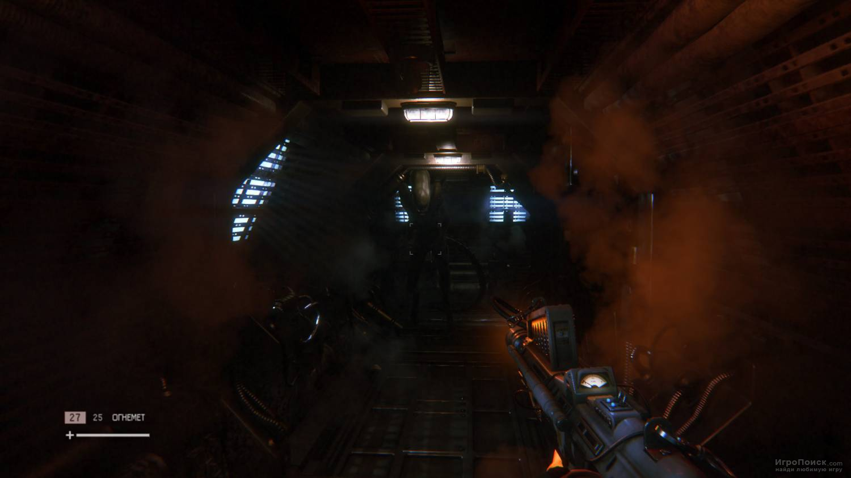 Скриншот к игре Alien: Isolation