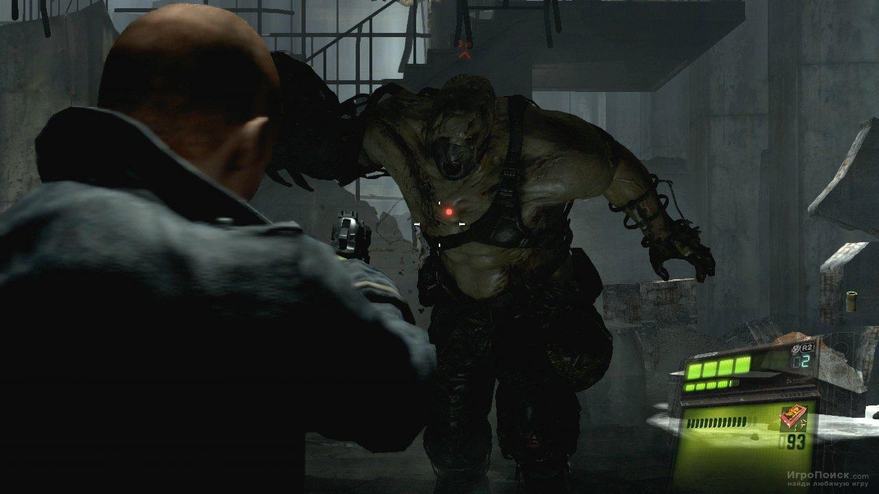 Скриншот к игре Resident Evil 6