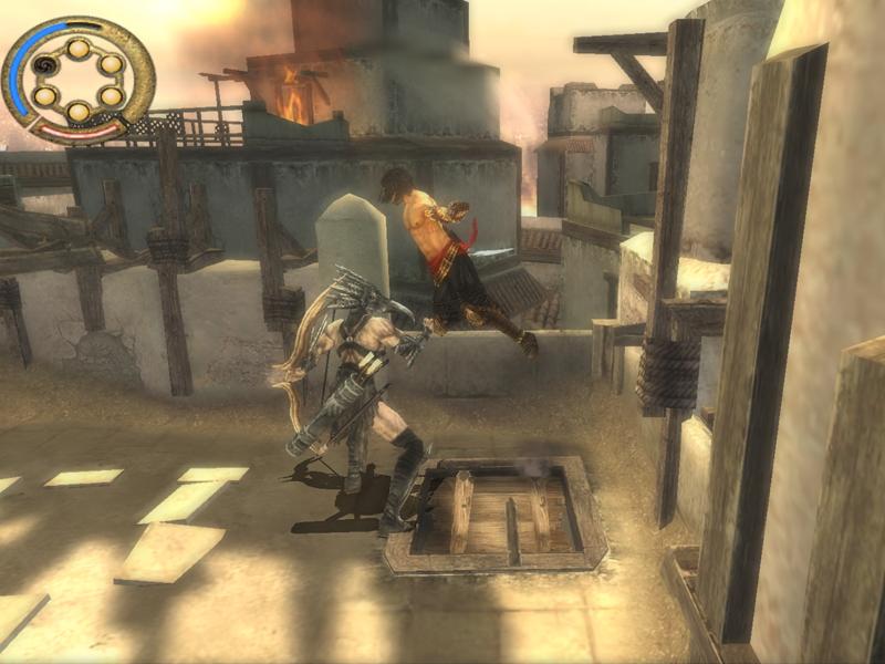 Скриншот к игре Prince of Persia: The Two Thrones