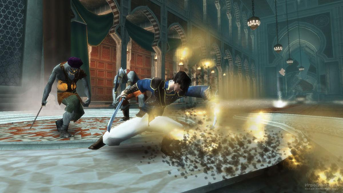 Скриншот к игре Prince of Persia: The Sands of Time