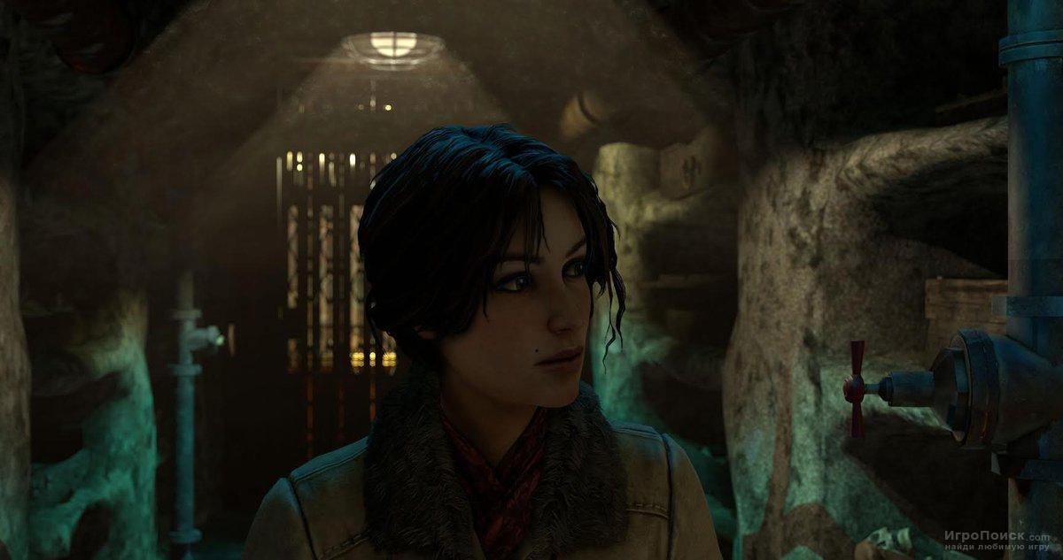 Скриншот к игре Syberia 3