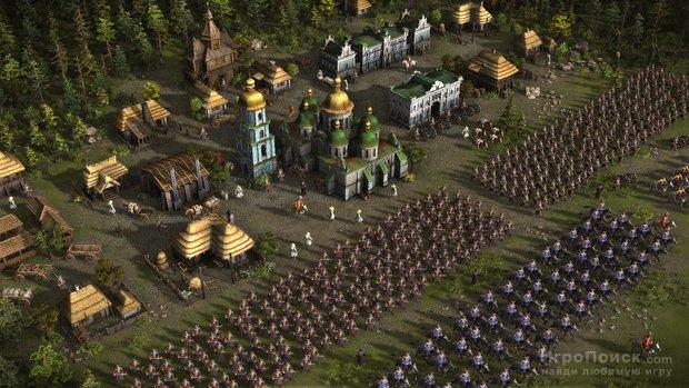 Скриншот к игре Cossacks 3