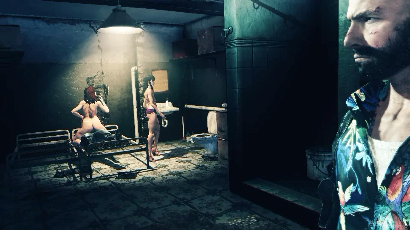 Скриншот к игре Max Payne 3