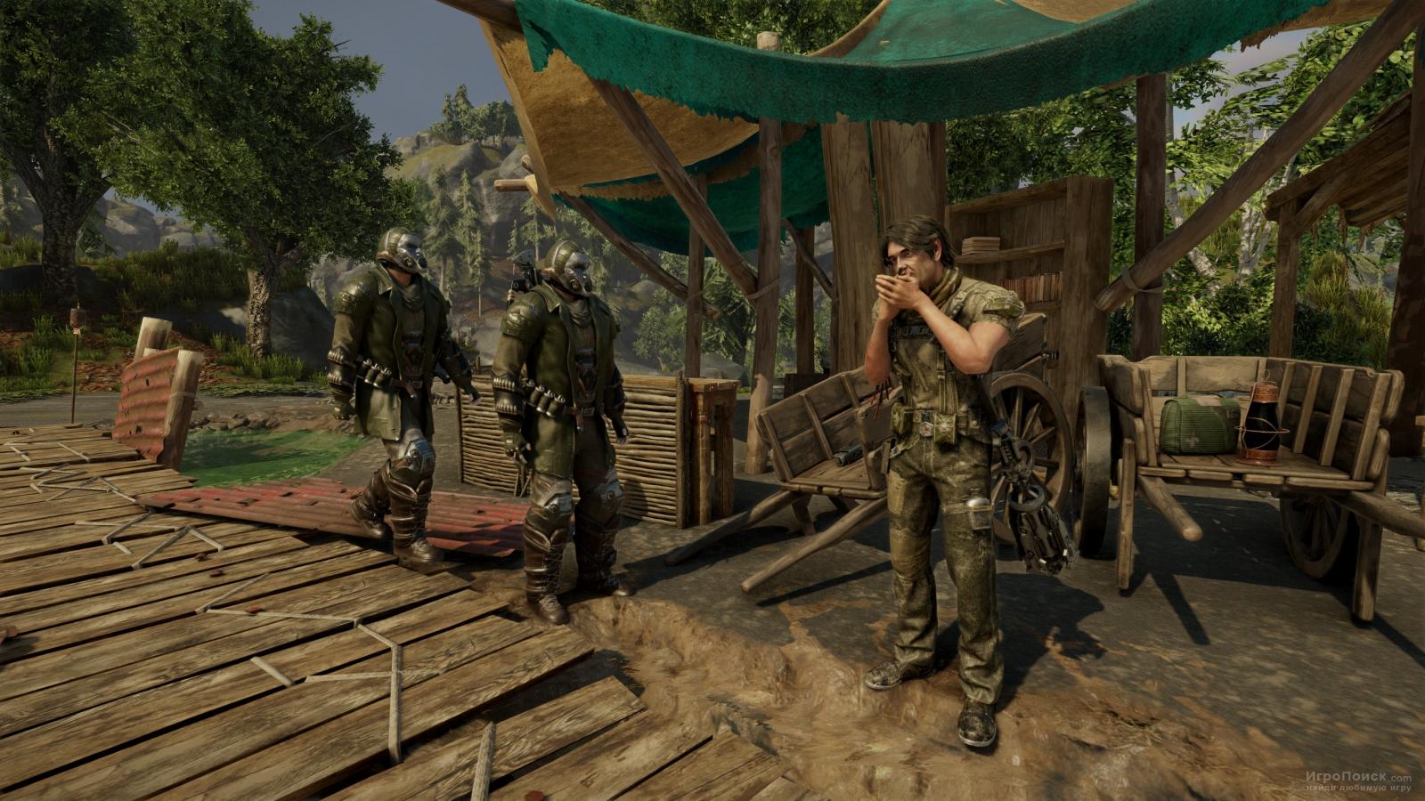 Скриншот к игре ELEX