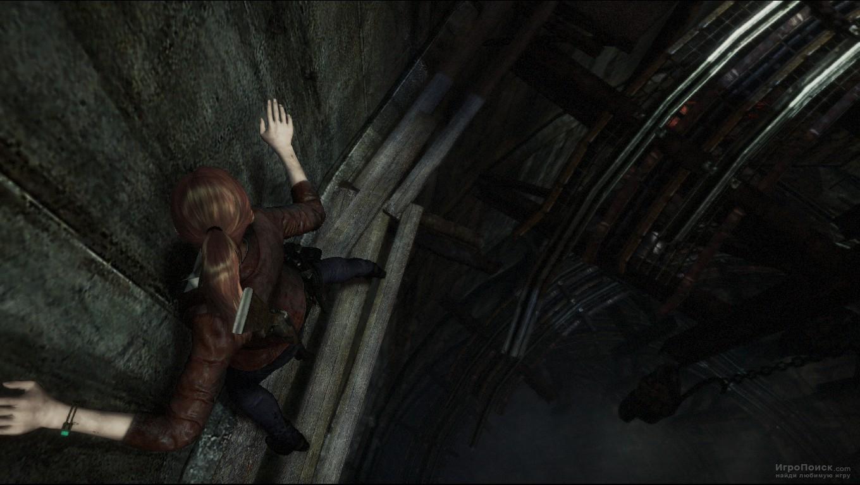 Скриншот к игре Resident Evil: Revelations 2