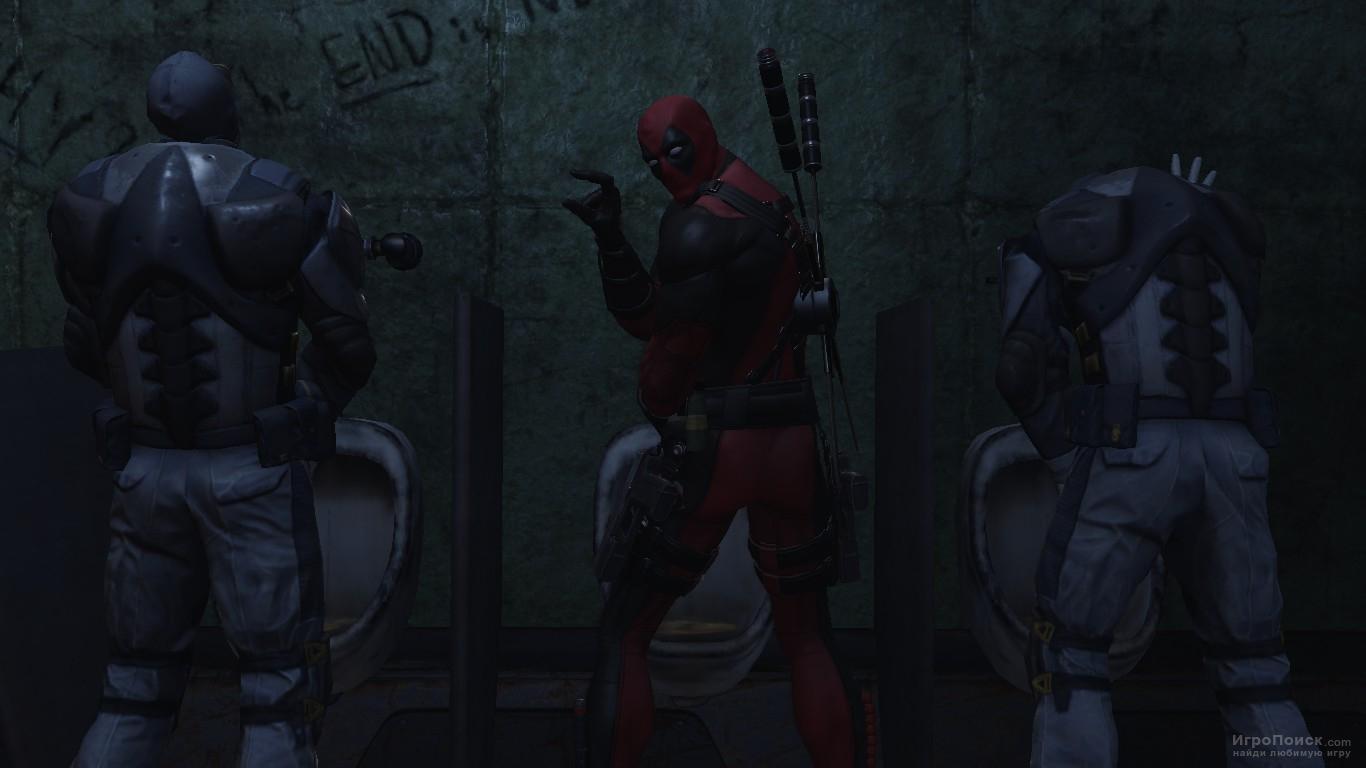 Скриншот к игре Deadpool