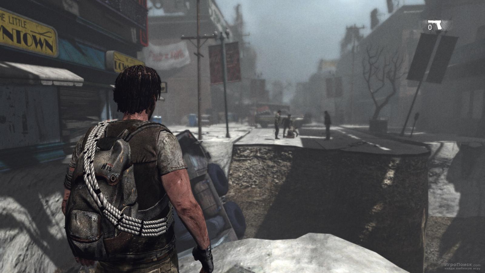 Скриншот к игре I Am Alive