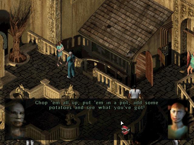 Скриншот к игре Sanitarium