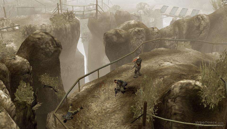 Скриншот к игре Killzone: Liberation