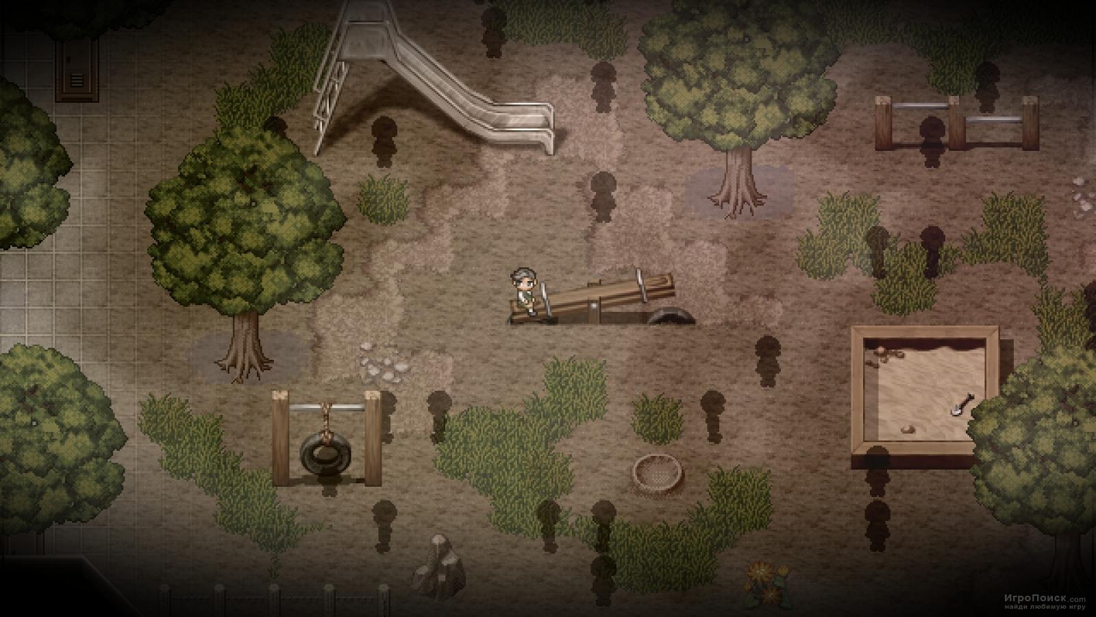 Скриншот к игре A Bird Story