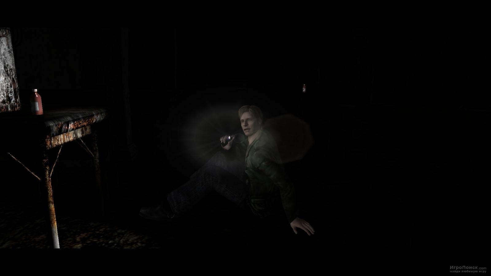 Скриншот к игре Silent Hill 2
