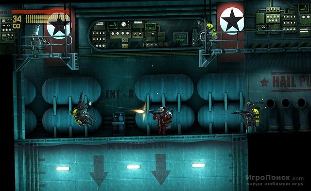 Скриншот к игре Rocketbirds 2 Evolution