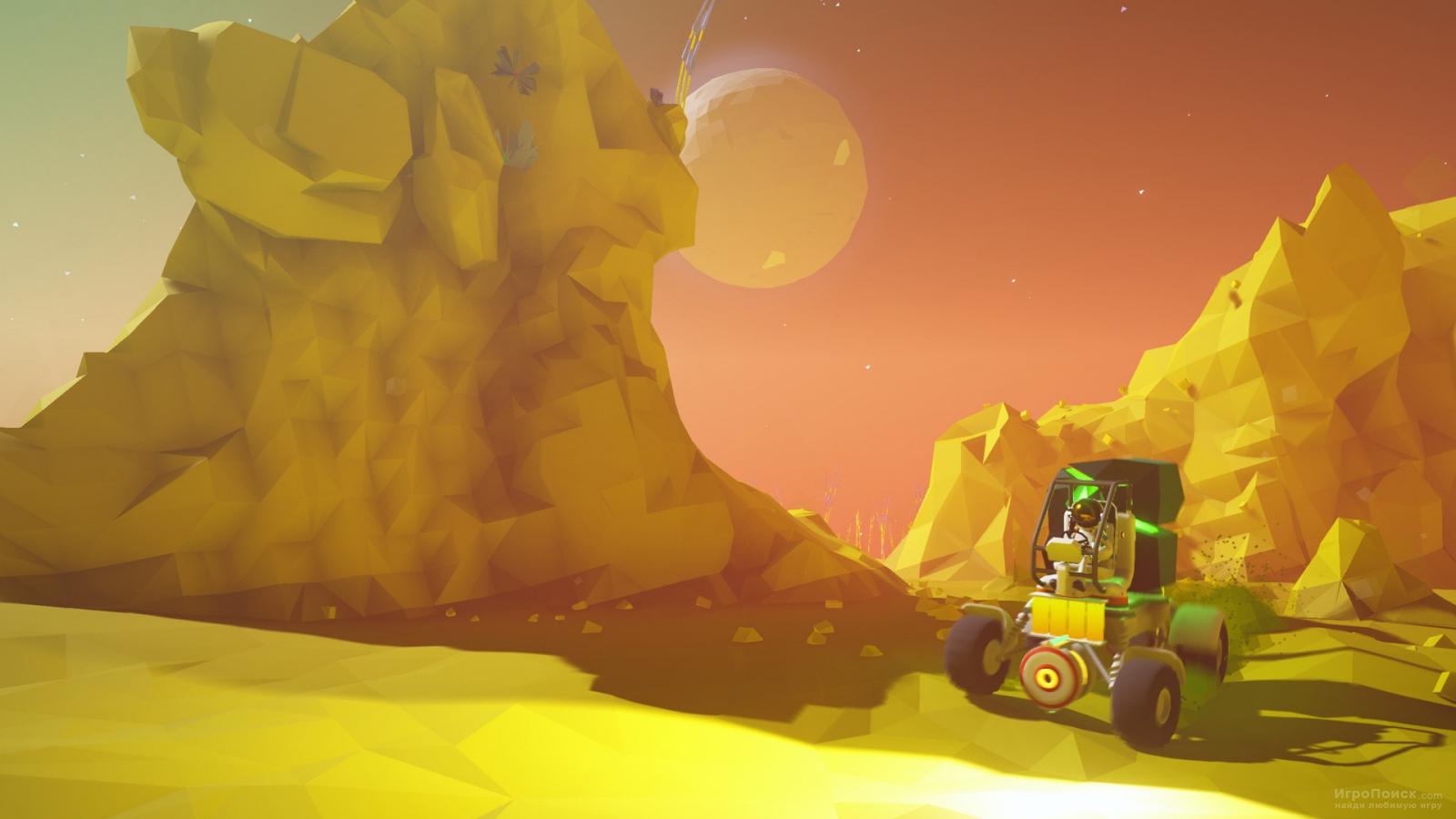 Скриншот к игре ASTRONEER
