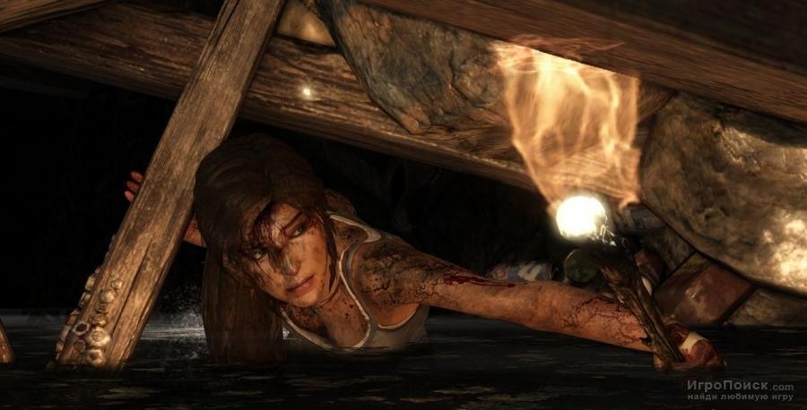 Скриншот к игре Tomb Raider 2013