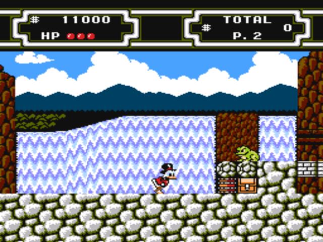 Скриншот к игре DuckTales 2