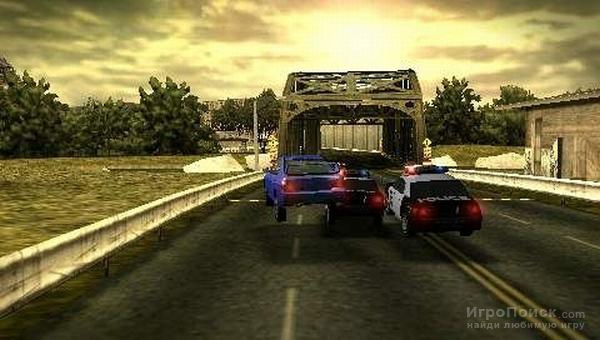 Скриншот к игре Need for Speed: Most Wanted 5-1-0