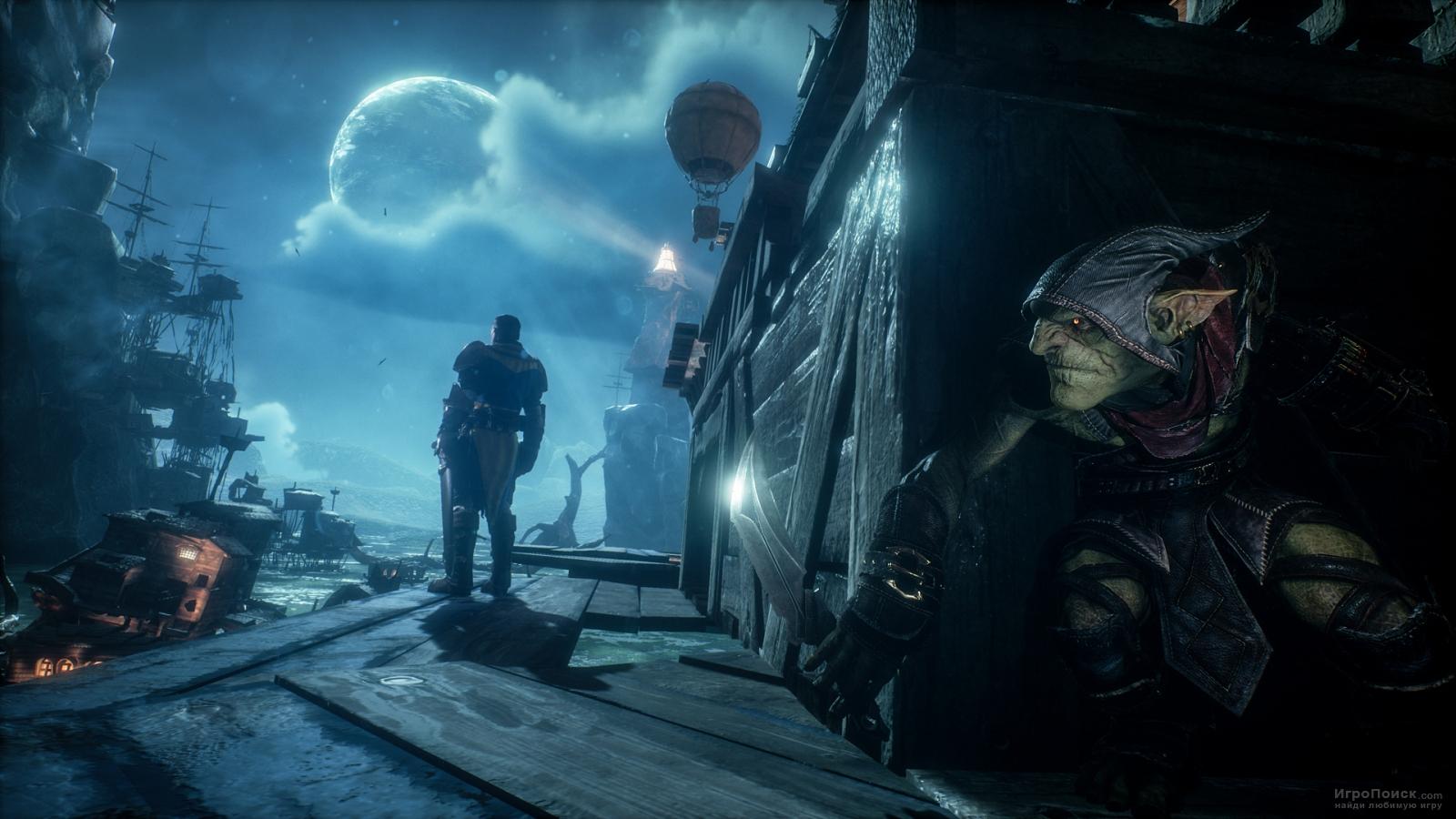 Скриншот к игре Styx: Shards of Darkness