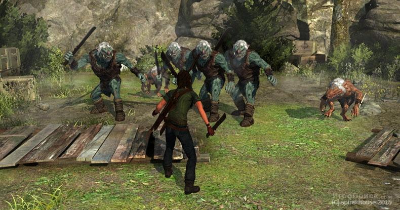 Скриншот к игре Troll and I