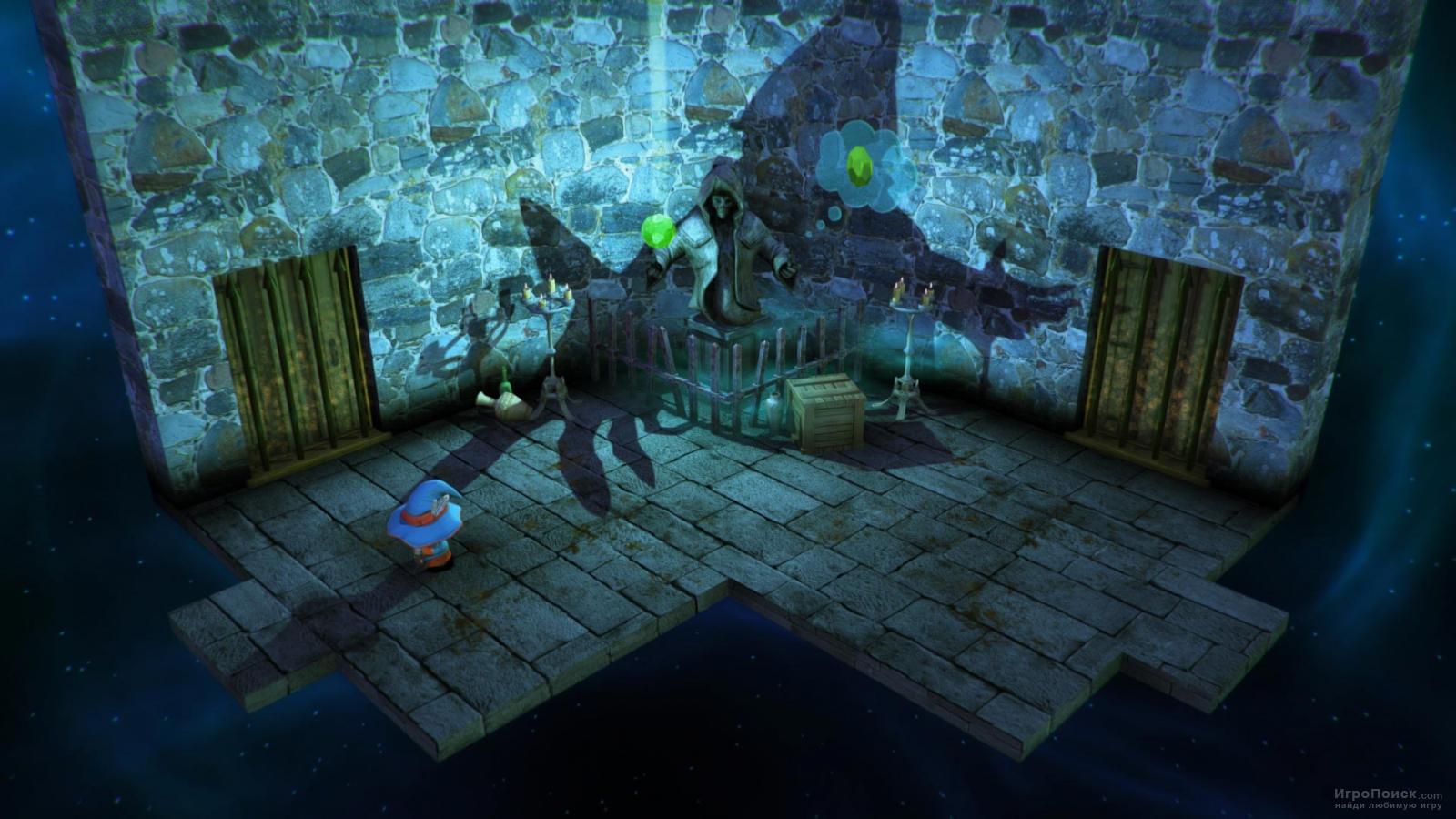 Скриншот к игре Lumo