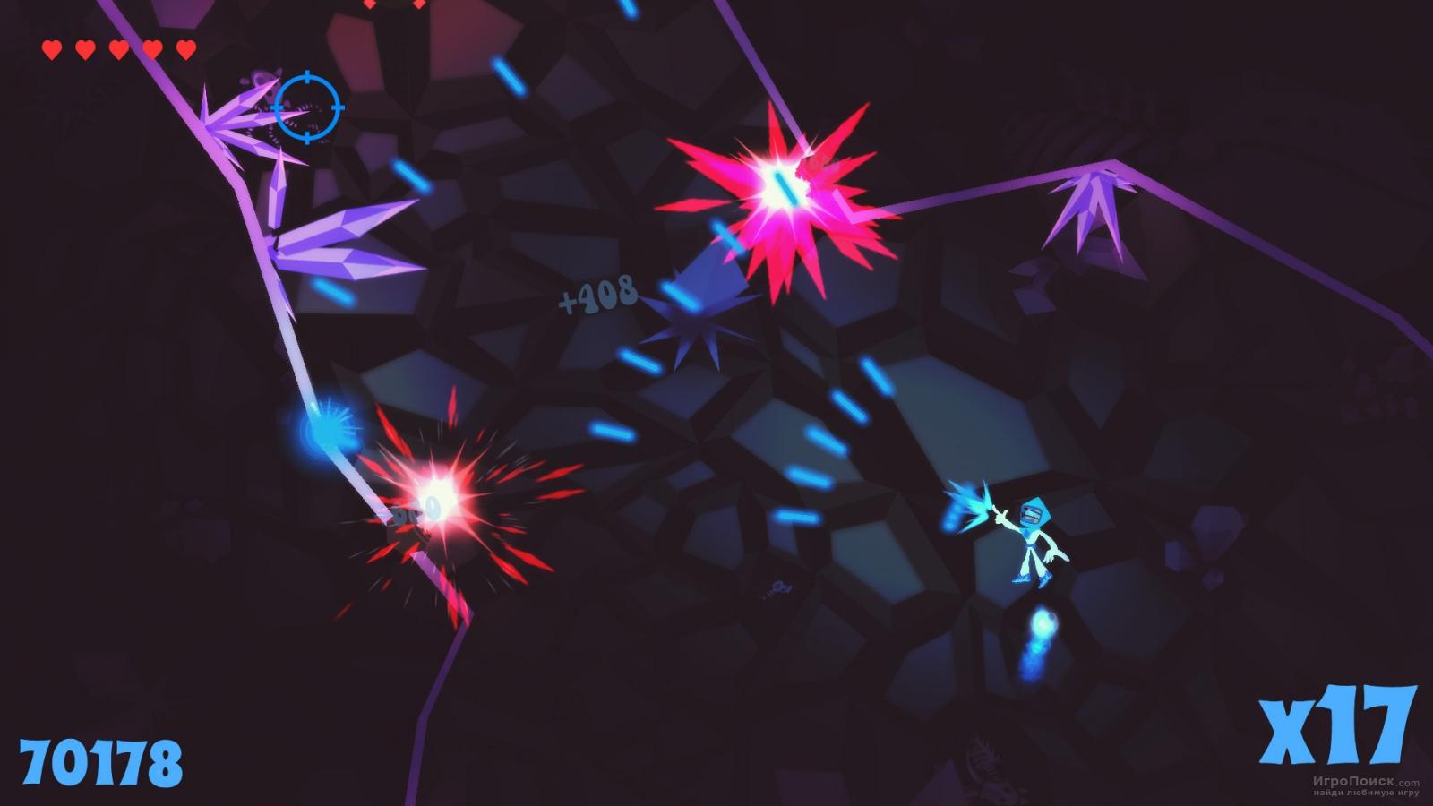 Скриншот к игре Laser Disco Defenders