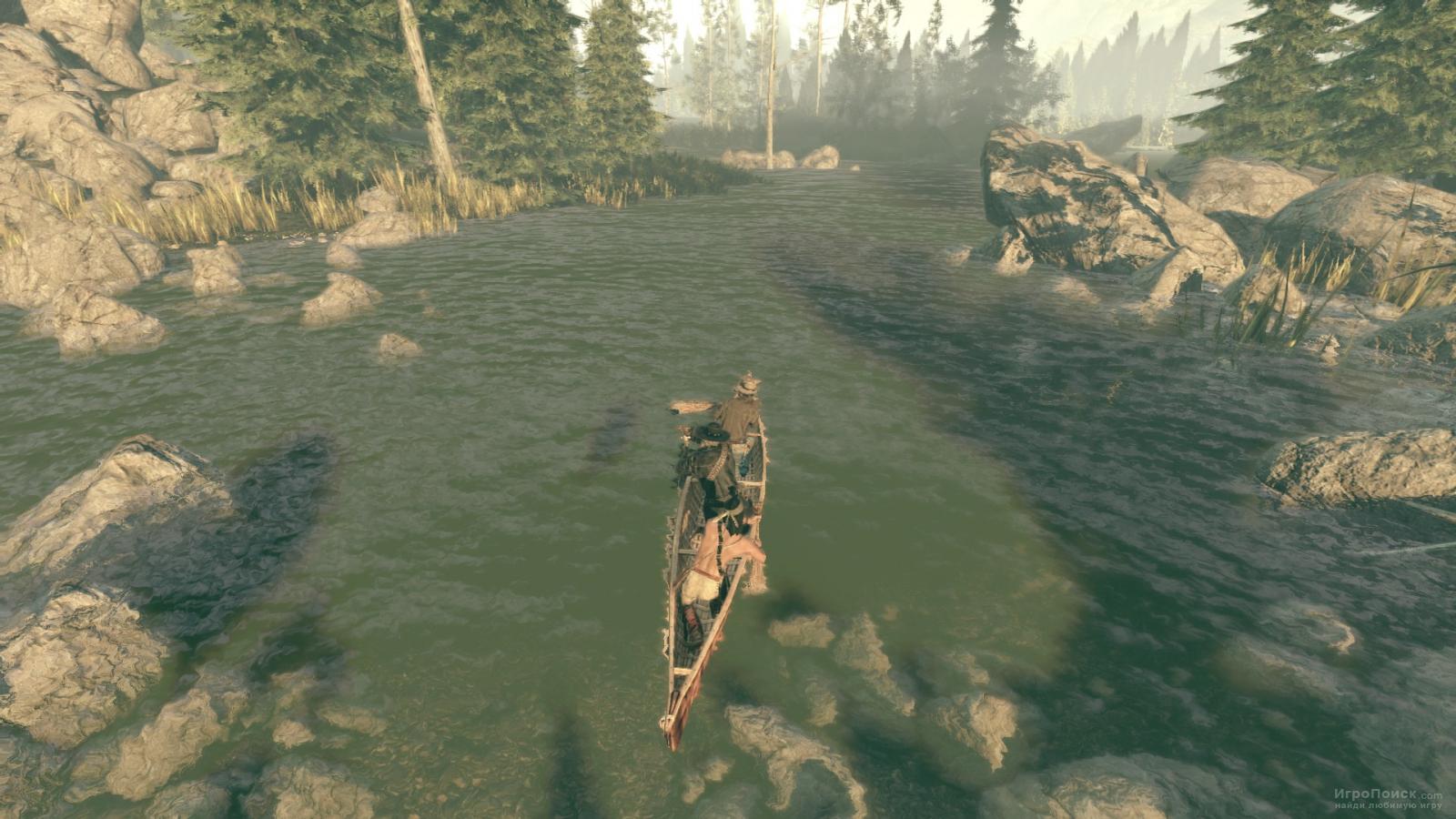 Скриншот к игре Call of Juarez: Bound in Blood