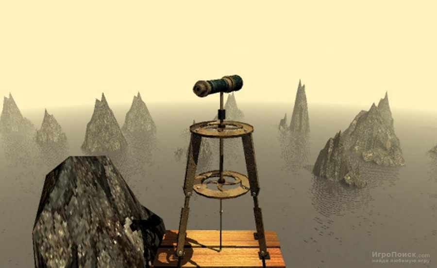 Скриншот к игре Myst