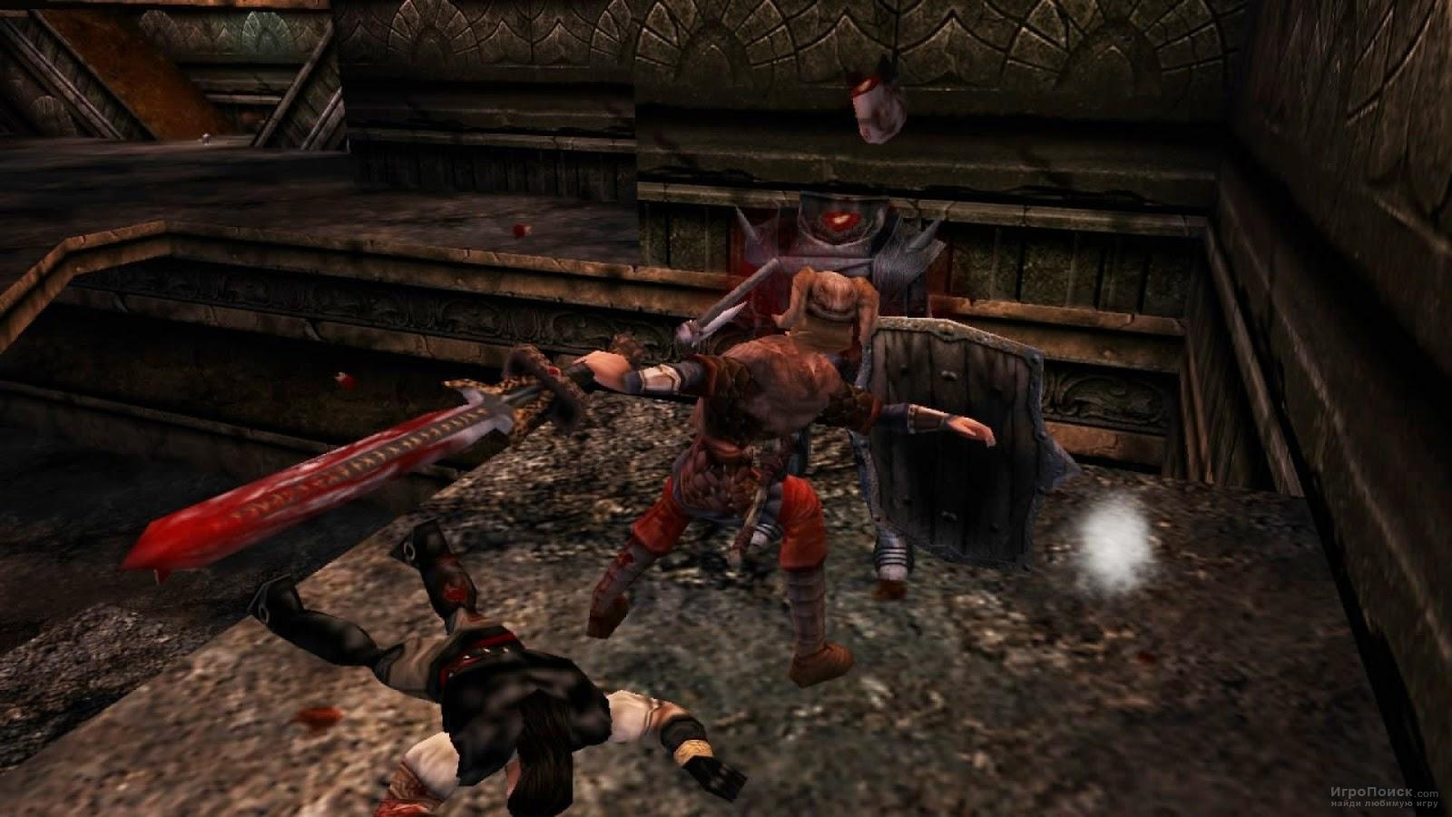 Скриншот к игре Rune