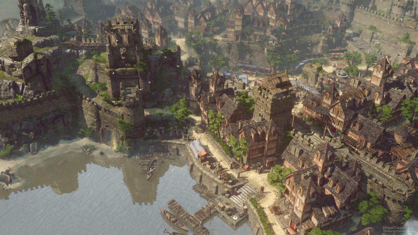 Скриншот к игре SpellForce 3