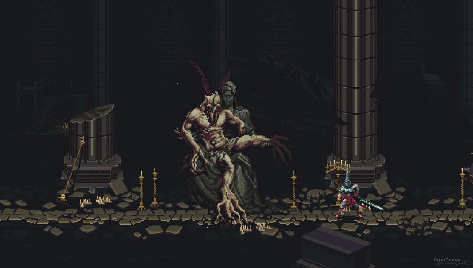 Скриншот к игре Blasphemous