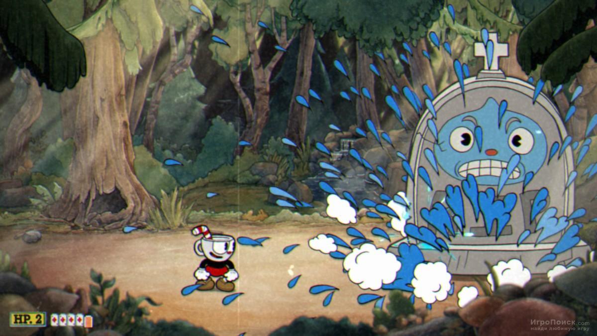 Скриншот к игре Cuphead