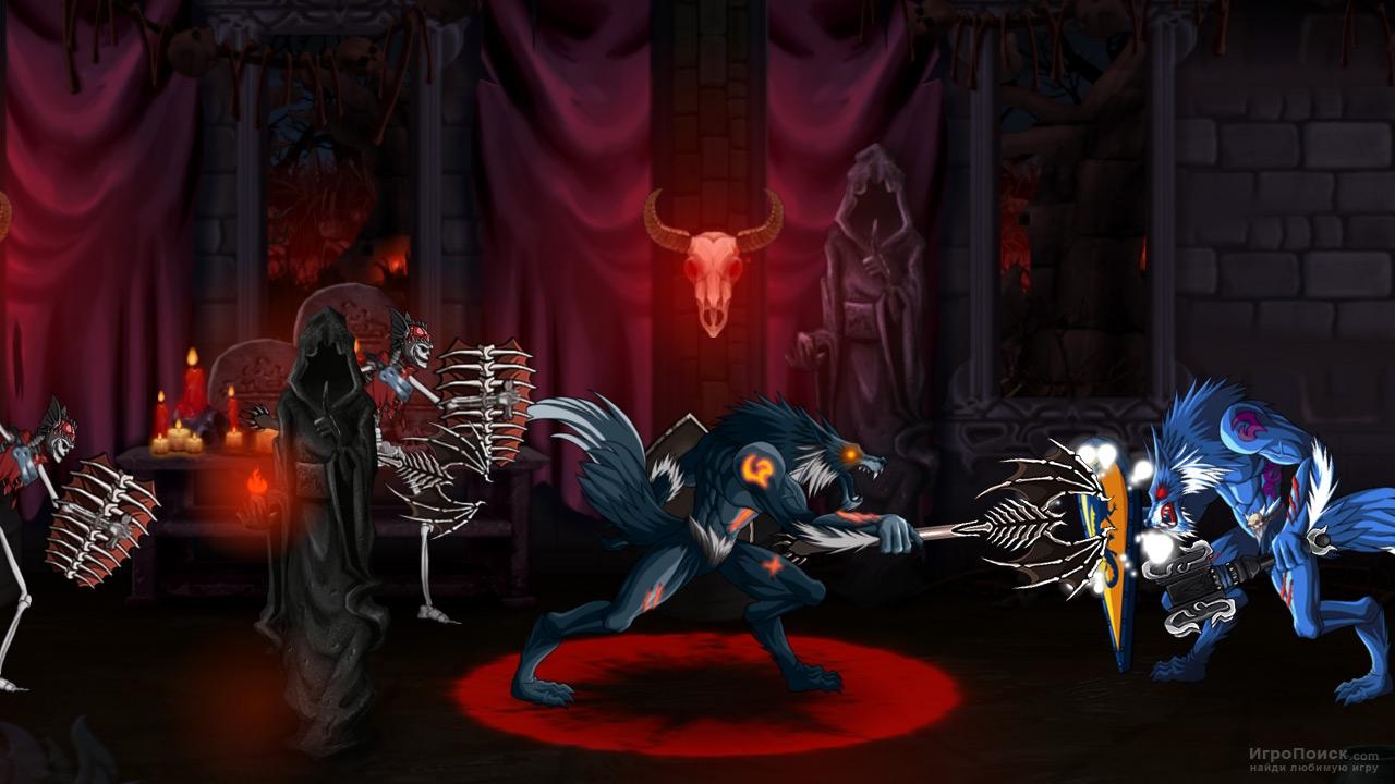 Скриншот к игре Dungeon Punks