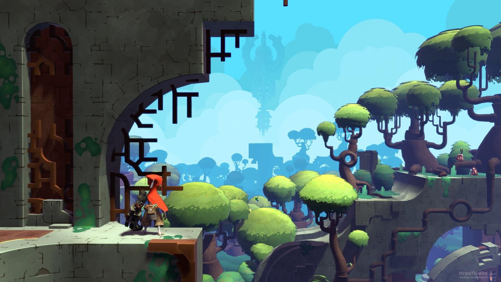 Скриншот к игре Hob