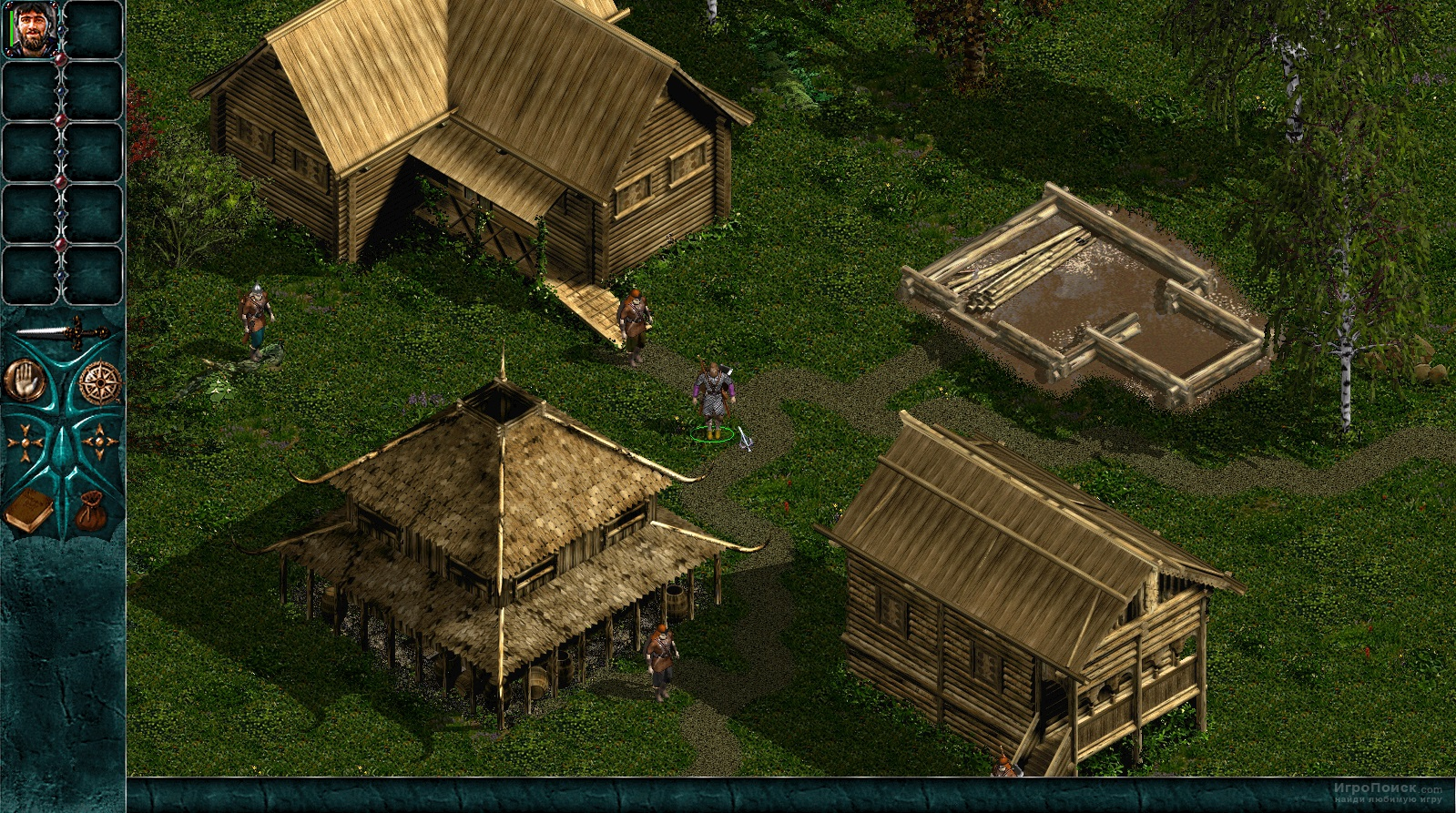 Скриншот к игре Konung: Legends of the North